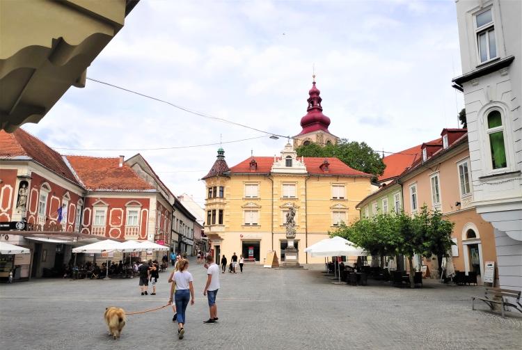 La ville de Ptuj