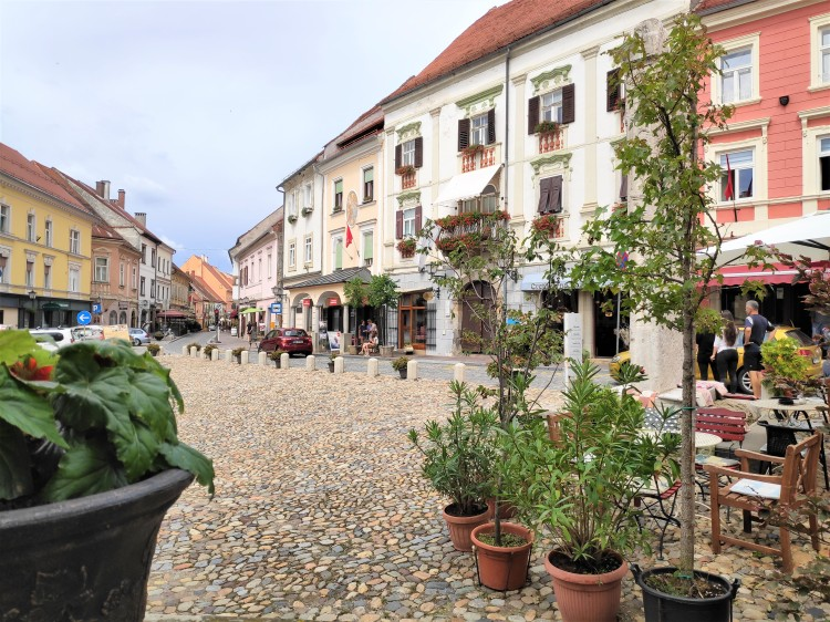 Ptuj - Slovénie
