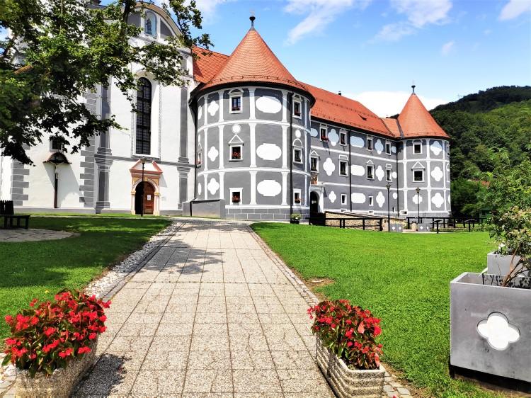 le monastère de Olimje