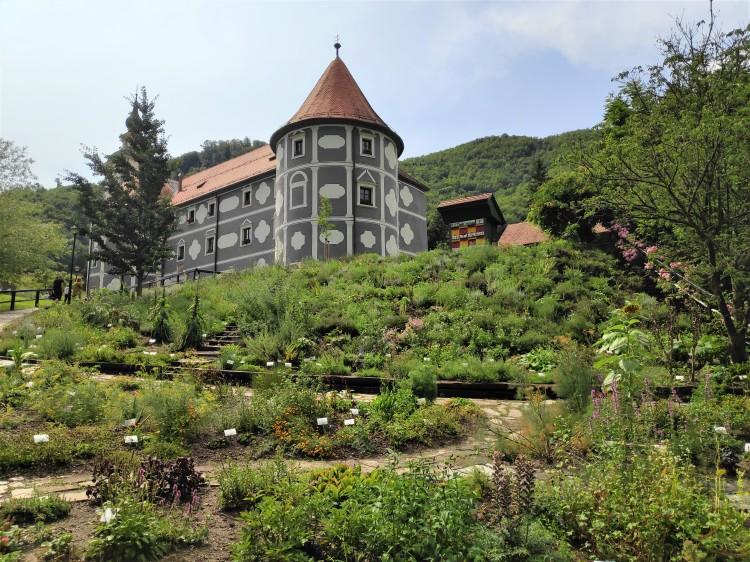 Monastère de Olimje en Slovénie
