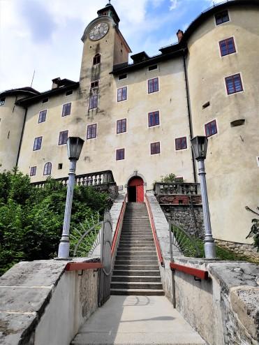 Chateau Gewerkenegg à Idrija