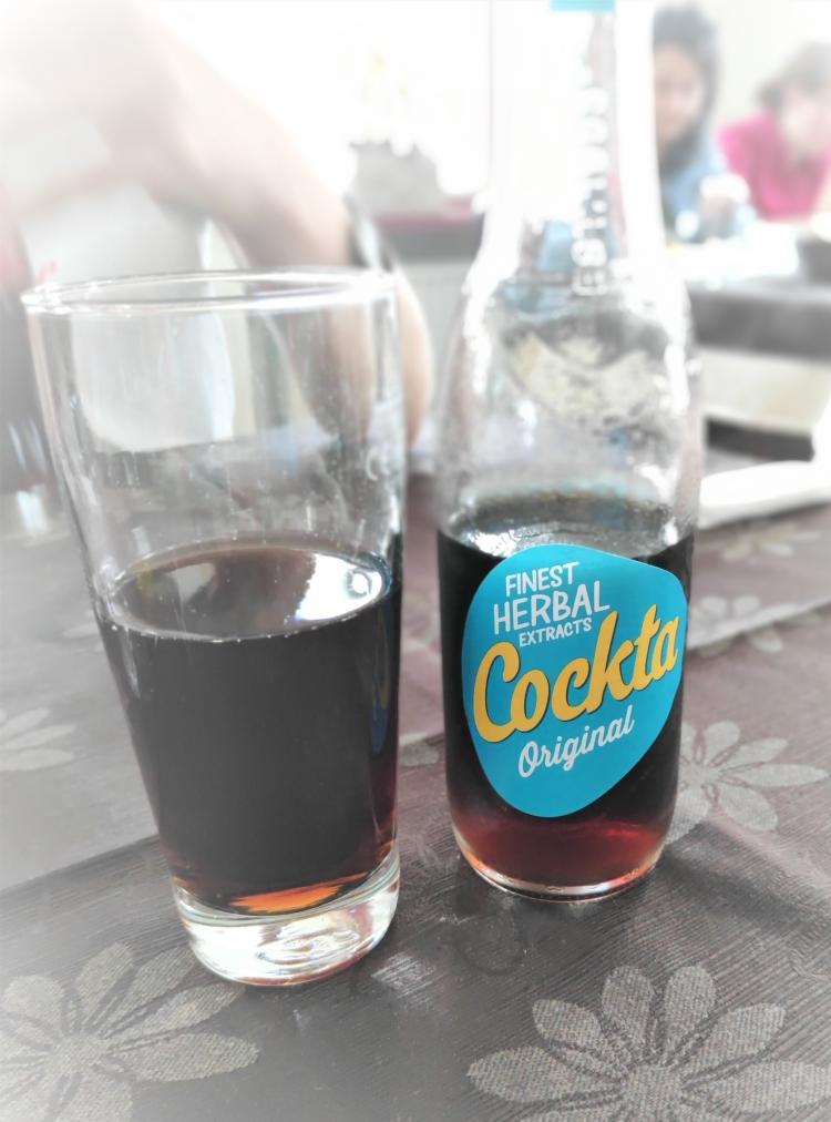 Cokta, le soda slovène