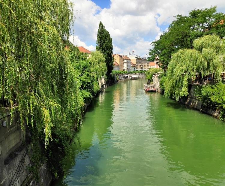 Ljubljana, capitale verte