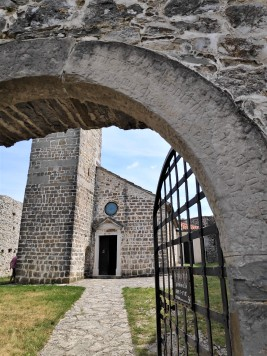 Eglise de Hrastovlje - danse macabre