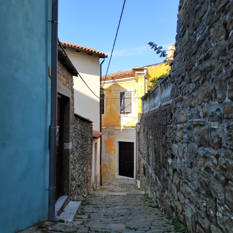 Ruelle de Piran
