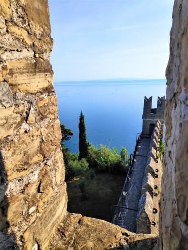 les remparts de Piran