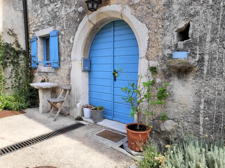 Une jolie maison à Stanjel