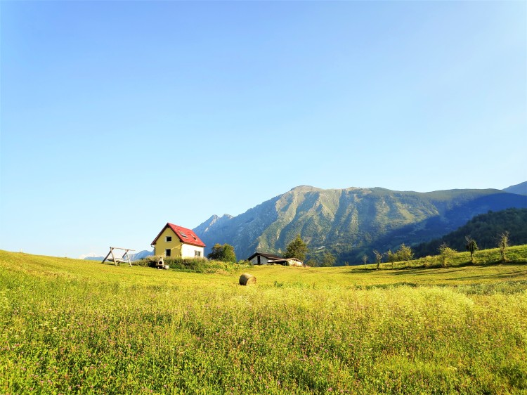 Holiday Home Krn Dreznica, Kobarid
