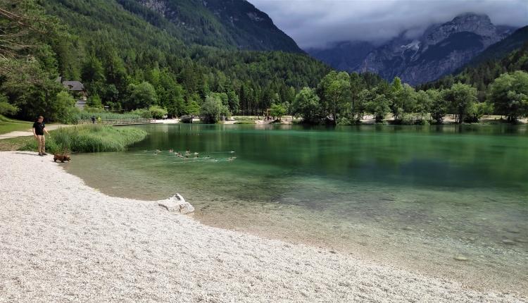 Lac Jasna