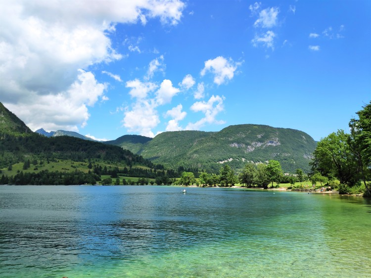 Découvrir le lac de Bohinj
