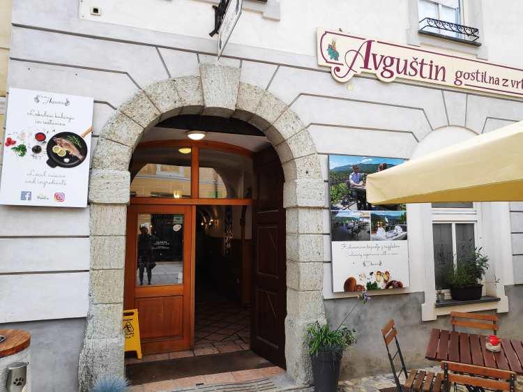 Gostilna Avgustin, Radovljica