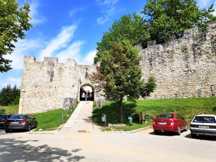 Parking Château de Celje