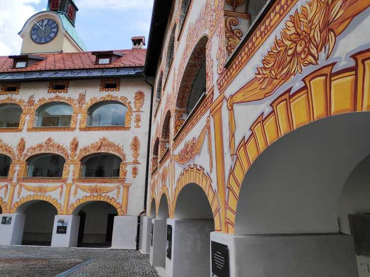 Château de Gewerkenegg, Slovénie