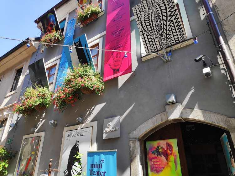Krizevniska ulica, Ljubljana