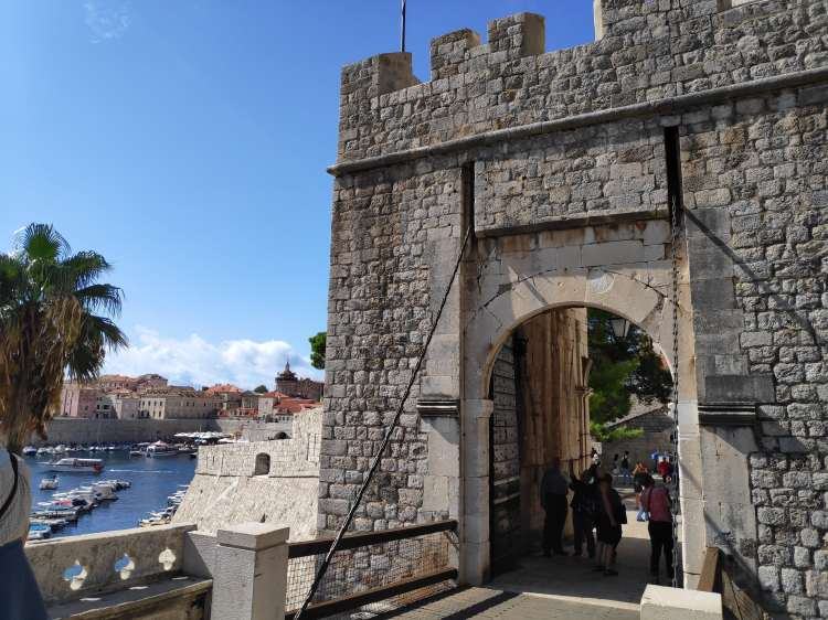Ploce, Dubrovnik