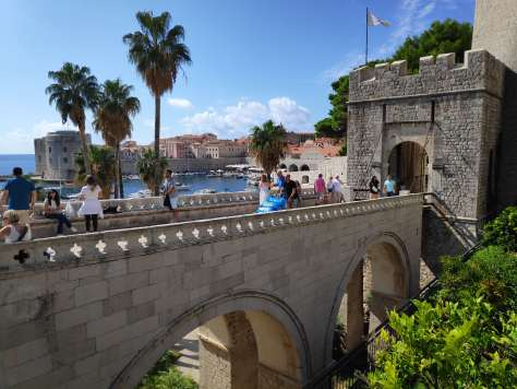 Porte Ploce, Dubrovnik