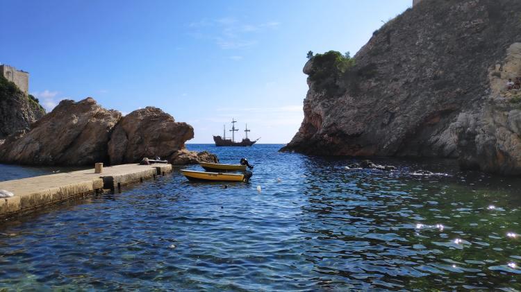 Port Ouest de Dubrovnik