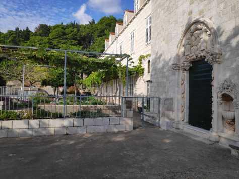Monastère de Dance, Dubrovnik
