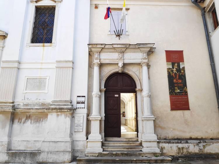 Monastère de Piran