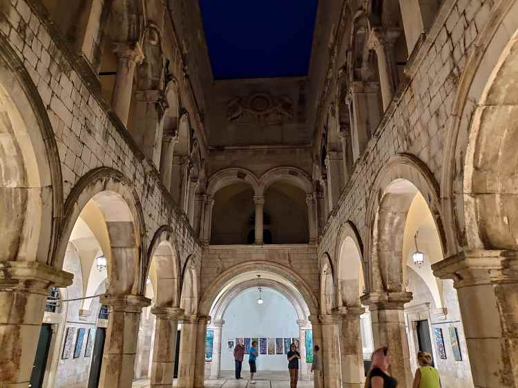 Palais Sponza, Dubrovnik