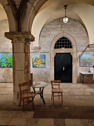 Palais Sponza, Dubrovnik, Croatie