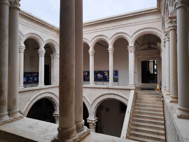 Palais du Recteur, Dubrovnik, Croatie