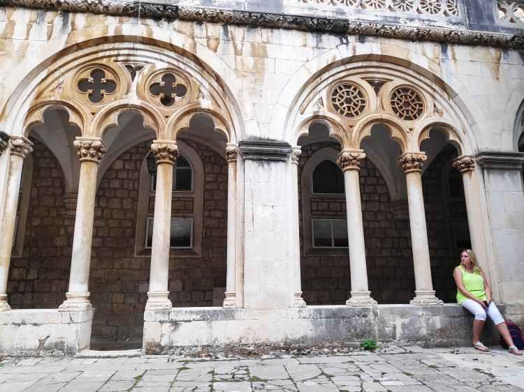 Monastère dominicain, Dubrovnik