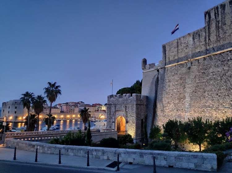 Porte de Ploce, Dubrovnik