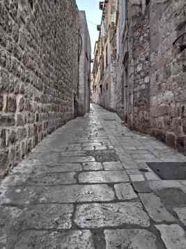 Tôt le matin à Dubrovnik