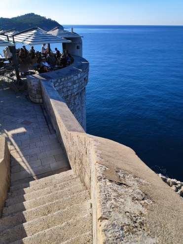 Dubrovnik. Les remparts.
