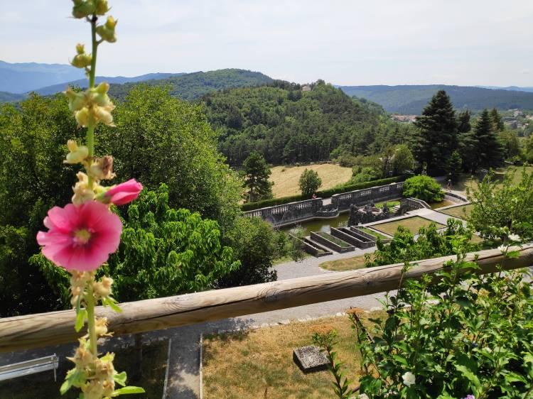 Le Jardin Ferrari, Stanjel, Slovénie
