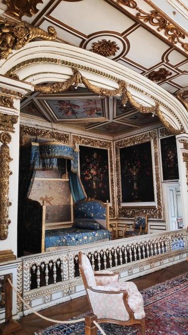 Alcôve royale au château de Modave