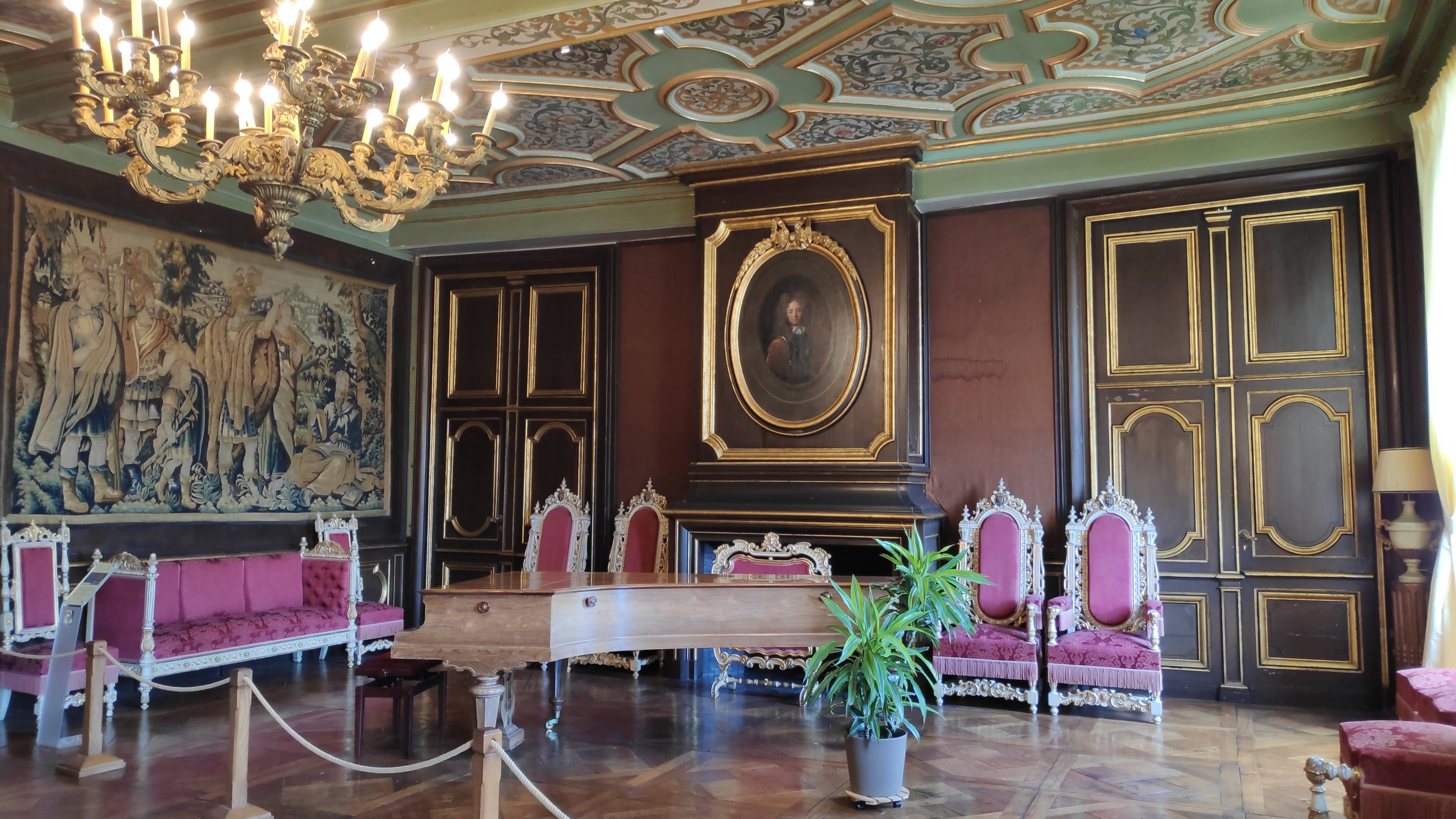 Visiter le château de Modave
